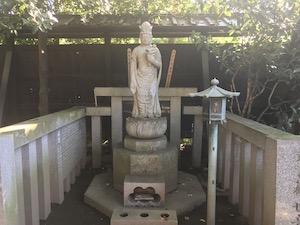 Riku Chiku Kanzeon Bosatsu