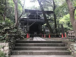 Jinsha-Daiou hall