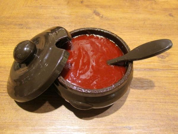 popular condiments in ramen shop